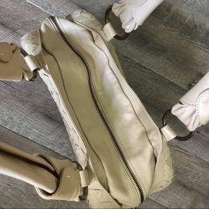David & Scotti Bags - DAVID & SCOTTI Genuine Leather Hobo Oversized Bag